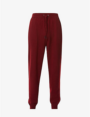 DEREK ROSE: Finley 3 relaxed-fit cashmere jogging bottoms