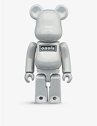 BE@RBRICK: Oasis White graphic-print 1000% figure