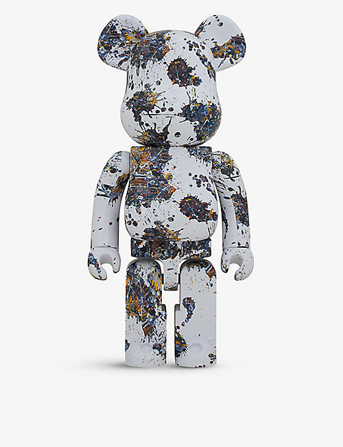 BE@RBRICK: Pollock Splash 1000% figurine