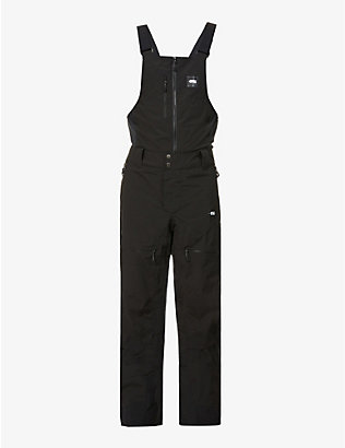 PICTURE ORGANIC CLOTHING: Zephir padded zipped-pocket woven jumpsuit