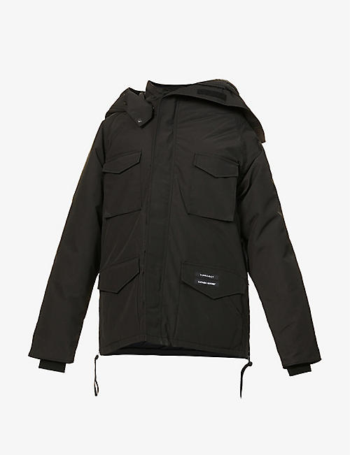 Y/PROJECT: Y/Project x Canada Goose Constable shell-down parka jacket