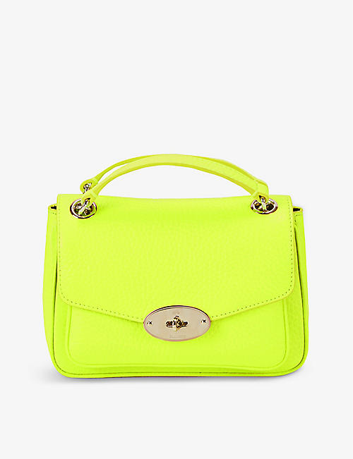MULBERRY: Darley mini leather shoulder bag