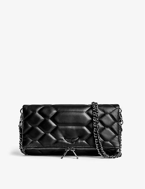 ZADIG&VOLTAIRE: Rock leather cross-body bag