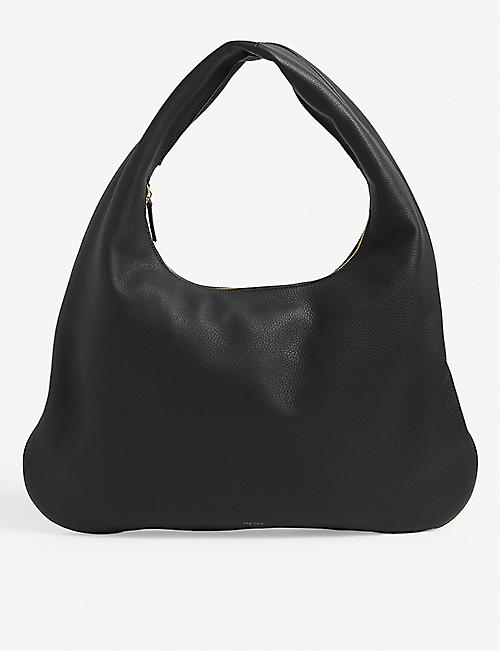 THE ROW: Everyday leather shoulder bag