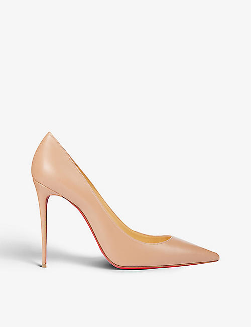 CHRISTIAN LOUBOUTIN :Kate 100纳帕裸体