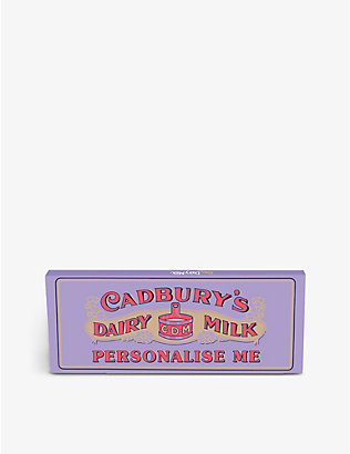 CADBURY: 1905 Retro Personalised Dairy Milk 850g