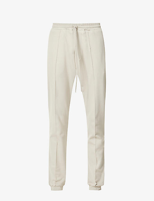PREVU: Myndas slim-fit stretch-jersey jogging bottoms