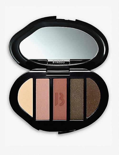 BYREDO: Corporate Colours Eyeshadow 5 Colours palette 6g
