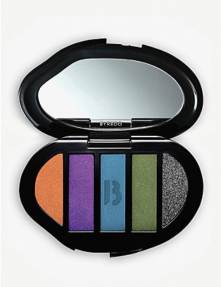 BYREDO: Sciomancer Eyeshadow 5 Colours palette 6g