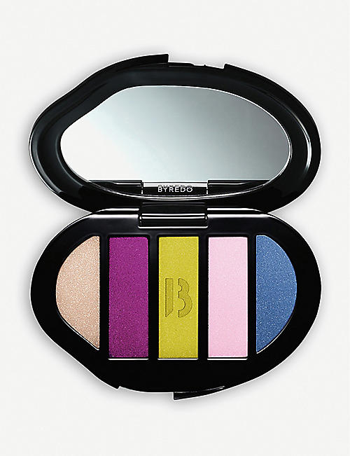 BYREDO: Syren Eyeshadow 5 Colours palette 6g