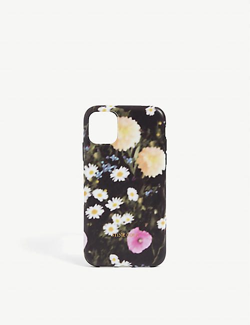 STINE GOYA: Molly plastic iPhone 11 case