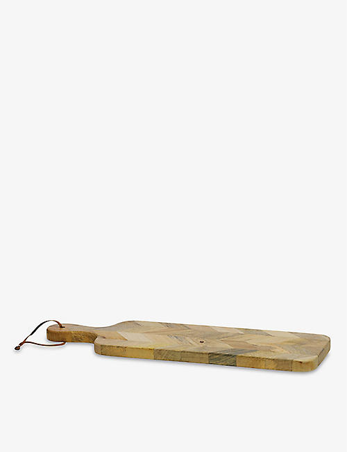 NKUKU: Niju medium mango wood chopping board 48cm x 30cm