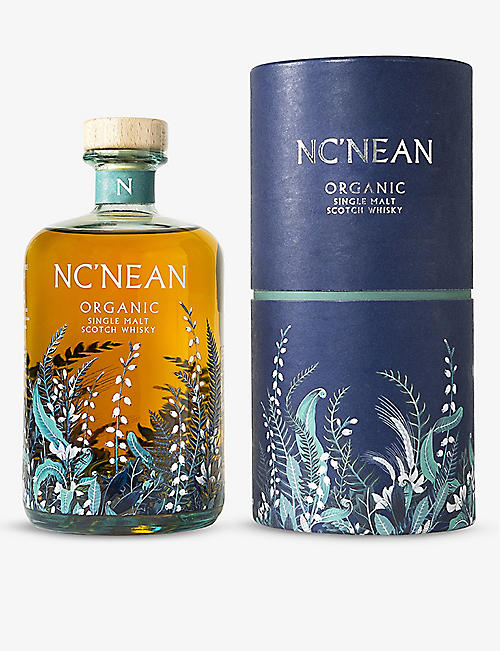 WHISKY AND BOURBON: Nc'nean Batch Two organic single-malt whisky 700ml