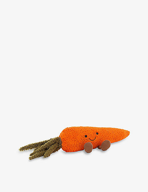 JELLYCAT: Vivacious Vegetable Carrot soft toy 17cm