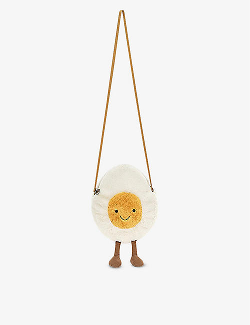 JELLYCAT: Amuseable Boiled Egg cross-body bag