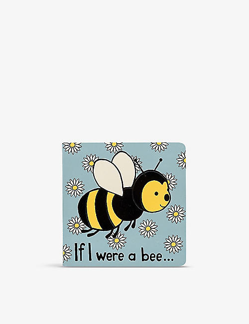 JELLYCAT: If I Were A Bee book