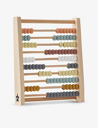 KIDS CONCEPT: Abacus wooden play set