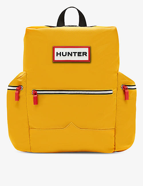 HUNTER: Original Top Clip large shell backpack