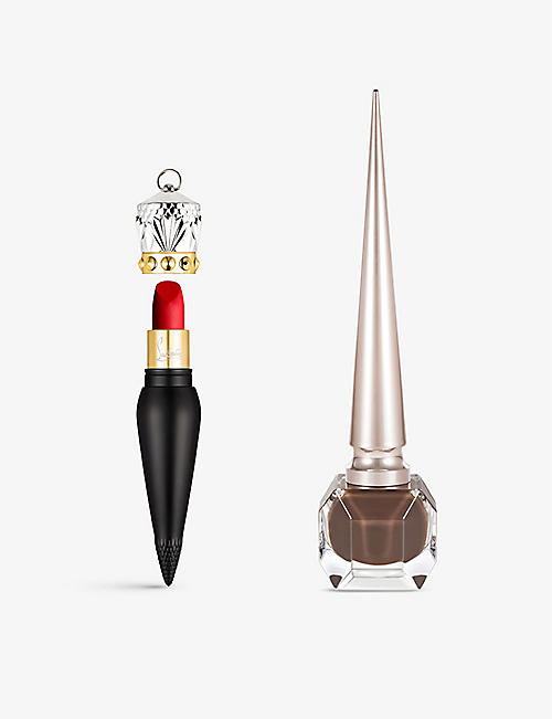 CHRISTIAN LOUBOUTIN: Velvet Matte and Nail Duo gift set