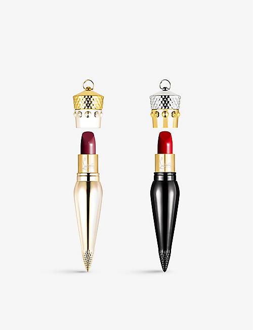 CHRISTIAN LOUBOUTIN: Silky Satin Duo gift set