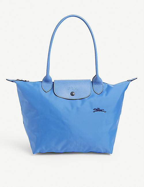 LONGCHAMP: La Pliage Club medium nylon shoulder bag