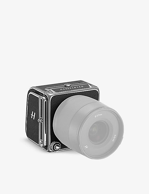 HASSELBLAD: 907X 50C medium format mirrorless camera body