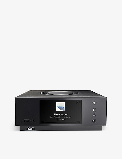 NAIM: Uniti Atom streaming audio system
