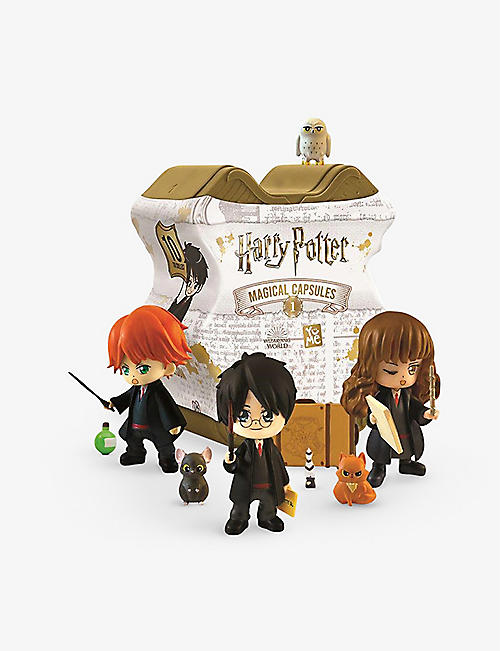 WIZARDING WORLD: Harry Potter Capsules characters assortment
