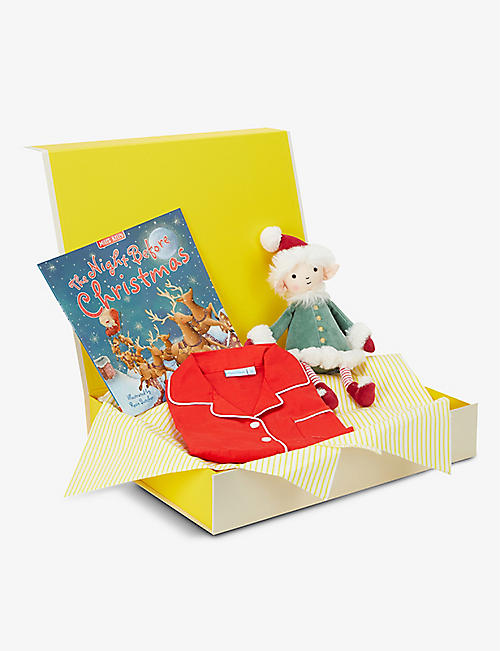SELFRIDGES: Elf-Ridges Christmas box gift set