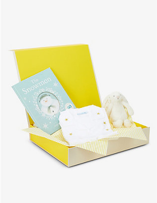 SELFRIDGES: Snowflake Christmas Box gift set