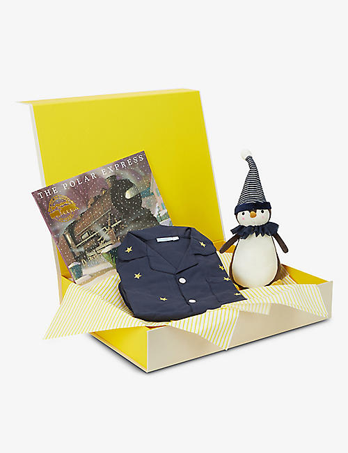 SELFRIDGES:Starry Night Christmas Box星空