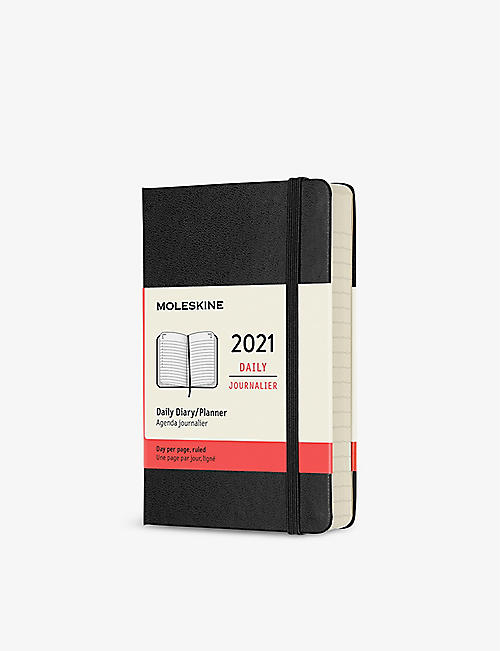 MOLESKINE: 12-month pocket soft-cover diary 2021
