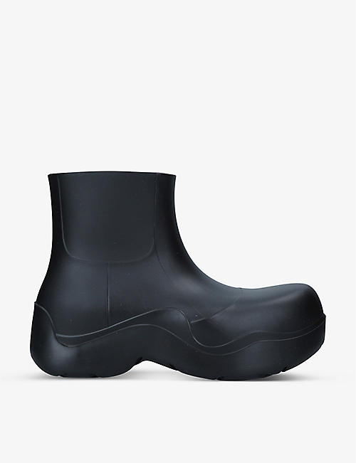 BOTTEGA VENETA: BV Puddle biodegradable rubber ankle boots