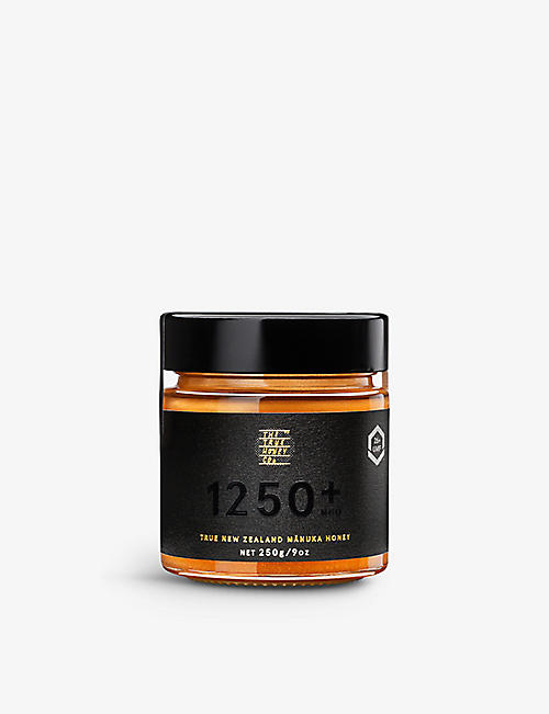 THE TRUE HONEY COMPANY: Ultra Premium Manuka Honey MGO1250+ 250g