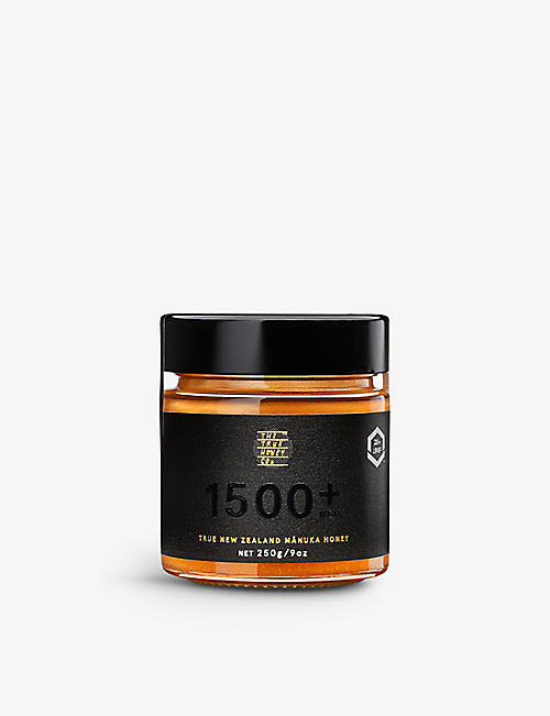 THE TRUE HONEY COMPANY: Ultra Premium Manuka Honey MGO1500+ 250g