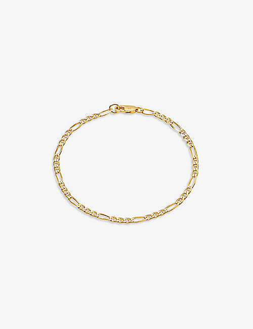 MISSOMA: Filia 18ct gold-plated vermeil sterling silver bracelet