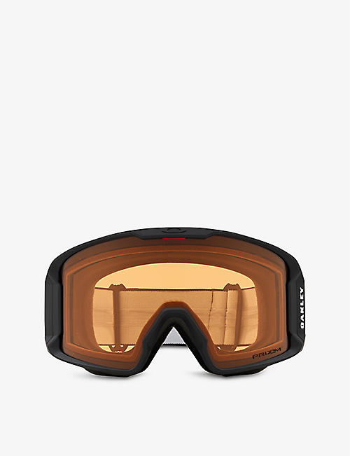 OAKLEY: OO7070 01 Line Miner™ Prizm™ Snow goggles