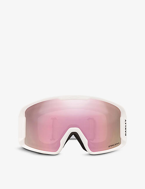 OAKLEY: OO7093 00 Line Miner™ Prizm™ Snow goggles