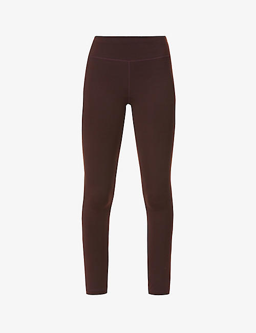 SWEATY BETTY: All Day Contour stretch-jersey leggings
