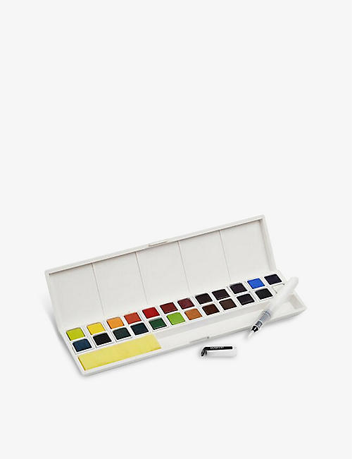 DERWENT: Inktense Paint Pan travel set of 24