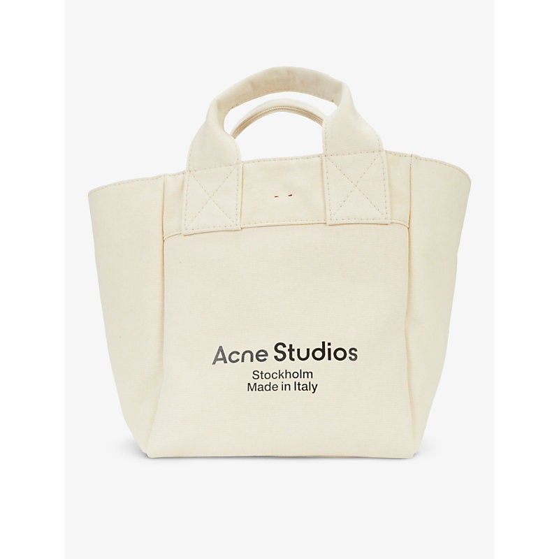 Acne Studios Canvases ALEAH CANVAS TOTE BAG