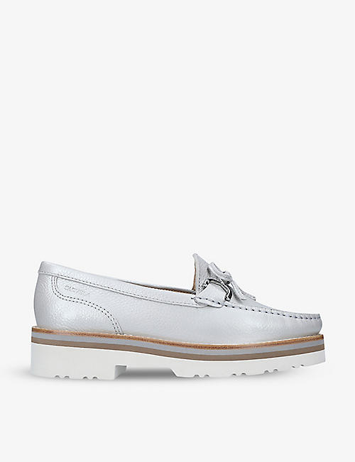 CARVELA COMFORT: Chief slip-on leather loafers