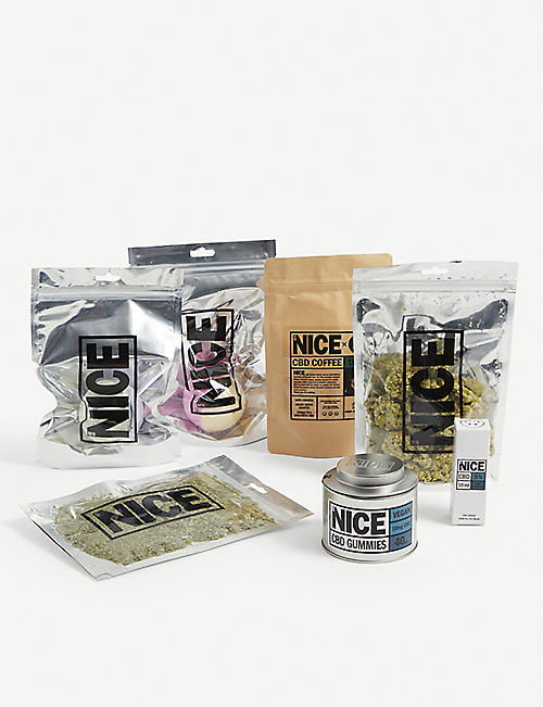 MR NICE: Platinum CBD gift box
