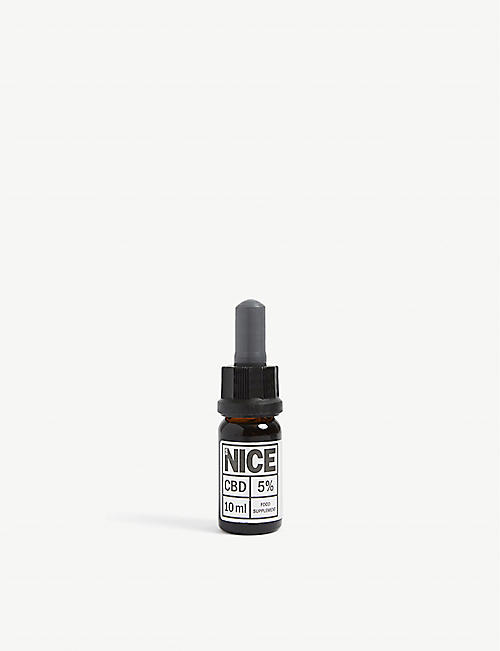 MR NICE: 5% CBD oil 10ml