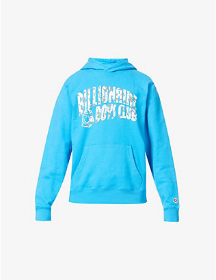 BILLIONAIRE BOYS CLUB: Confetti logo-print cotton-jersey hoody