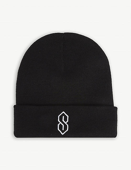 THE S THING: The S Thing Ribbed Beanie