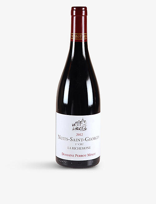 BURGUNDY: Nuits St Georges Richemone 2012 750ml