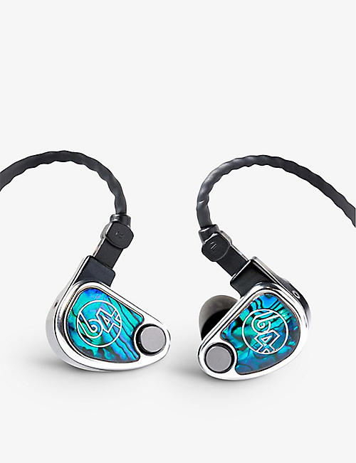 64AUDIO: 64 NIO In Ear Monitor earphones