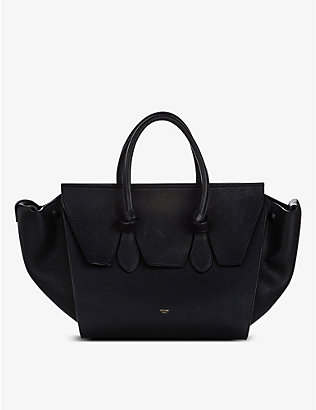 RESELLFRIDGES: Pre-loved Celine small leather tote bag