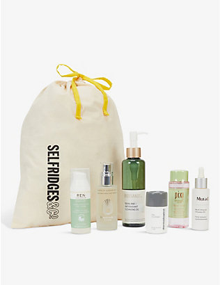 SELFRIDGES: Skincare Saviours bundle worth £170